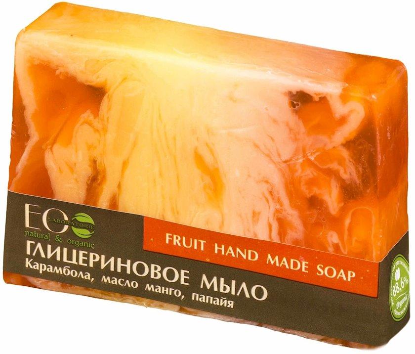 Qliserin sabunu EO Laboratorie Fruit Hand Made Soap 130 q