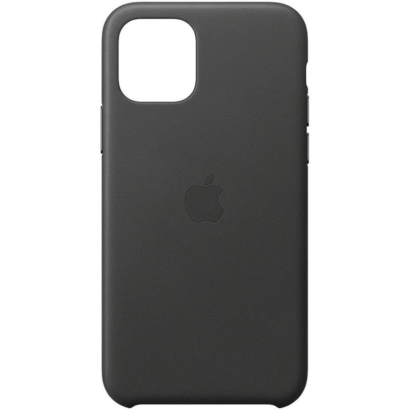 Çexol Apple iPhone 11 Pro üçün dəri Black