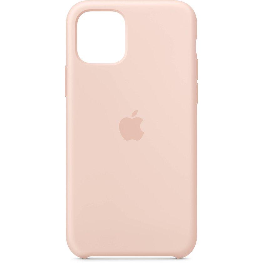 Çexol Silicone Case Apple iPhone 11 Pro üçün  Pink Sand