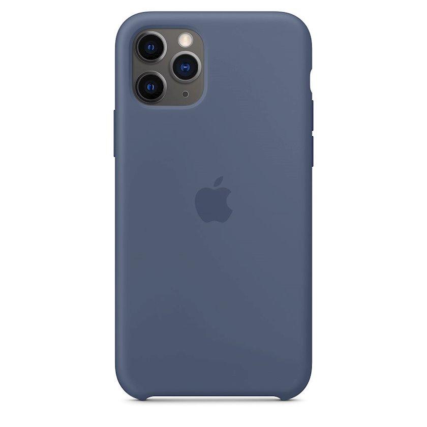 Çexol Silicone Case Apple iPhone 11 Pro üçün  Alaskan Blue