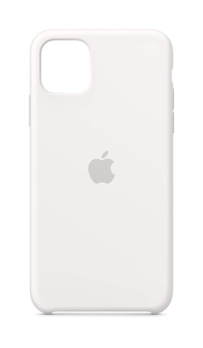 Çexol Silicone Case Apple iPhone 11 Pro Max üçün White