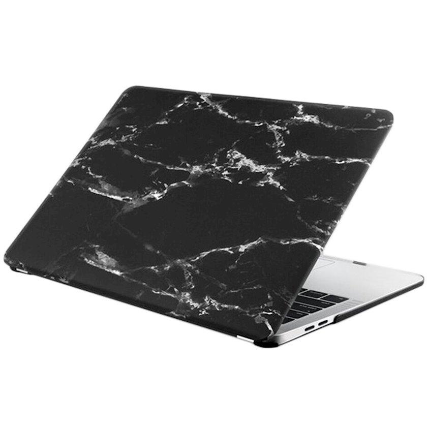 Çexol UNIQ Husk Pro Marbre Macbook Air 13, Qara