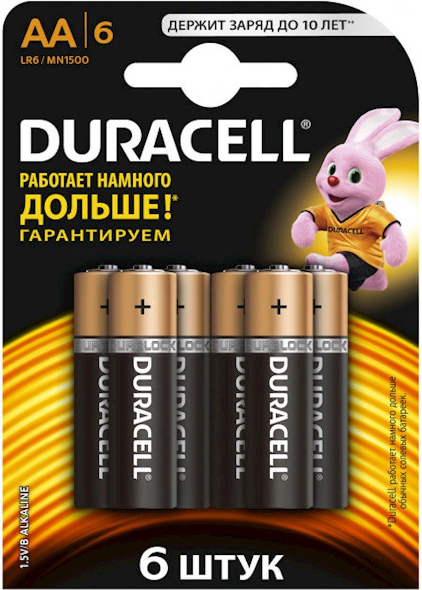 Batareya Duracell AA LR06