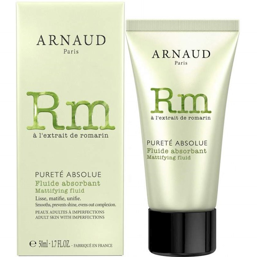 Nəmləndirici üz geli Arnaud Paris Purete Absolue, 50 ml