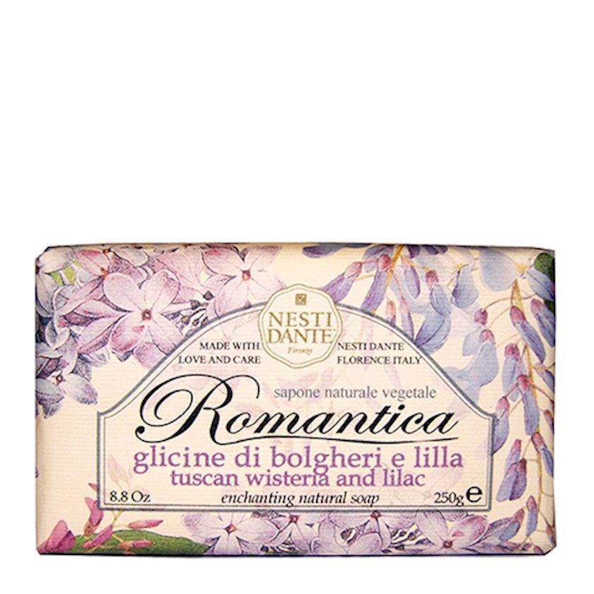 Sabun NESTİ DANTE Romantica Tuscan glycinia və lilac