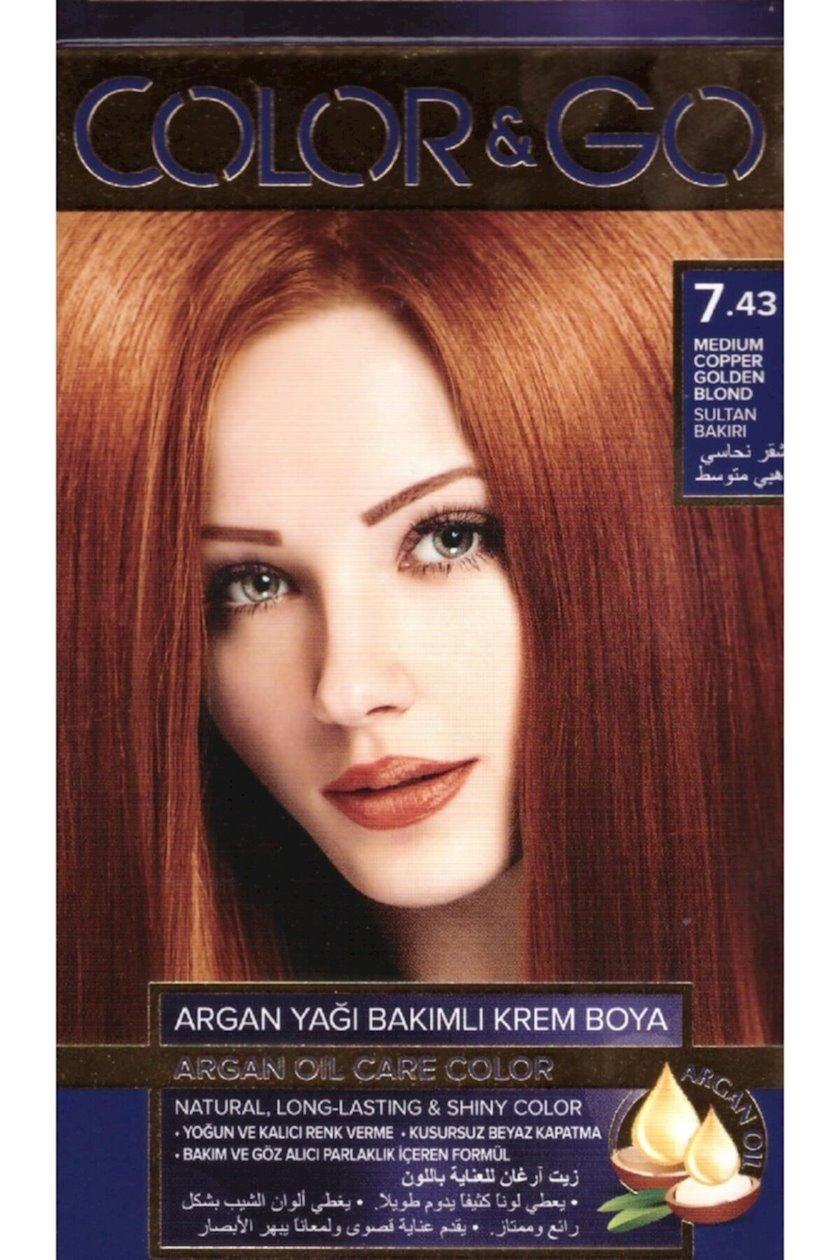 Krem-boya Color&Go 7.43