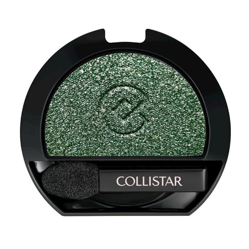 Göz kölgəsi Collistar Impeccable Compact Eye Shadow Refill 340 Smeraldo frost 2 q