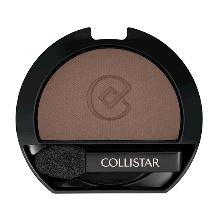 Göz kölgəsi Collistar Impeccable Compact Eye Shadow Refill 120 Brunette matte 2 q
