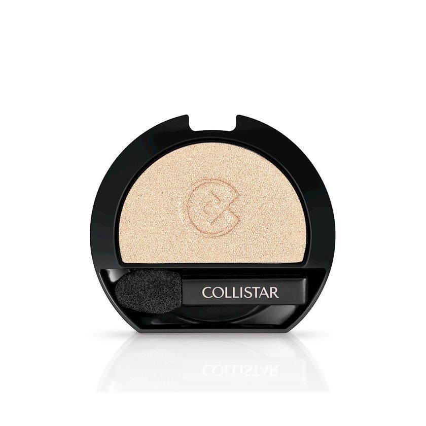 Göz kölgəsi Collistar Impeccable Compact Eye Shadow Refill 200 Ivory satin 2 q