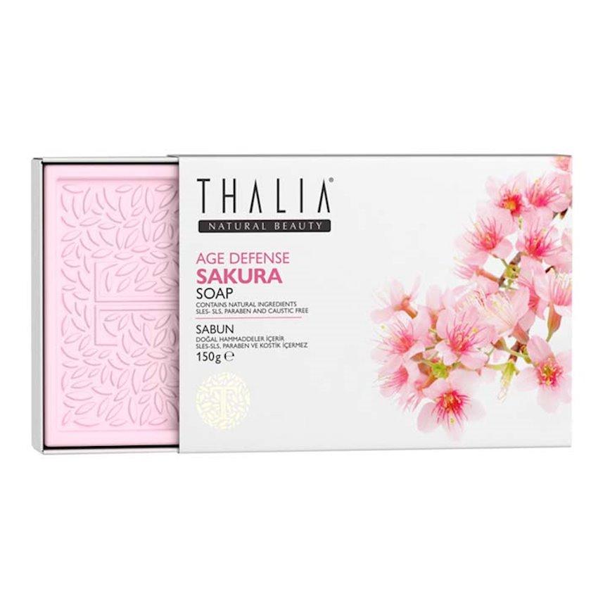 Sabun üz üçün Thalia Sakura Yaş qorunması 150 q