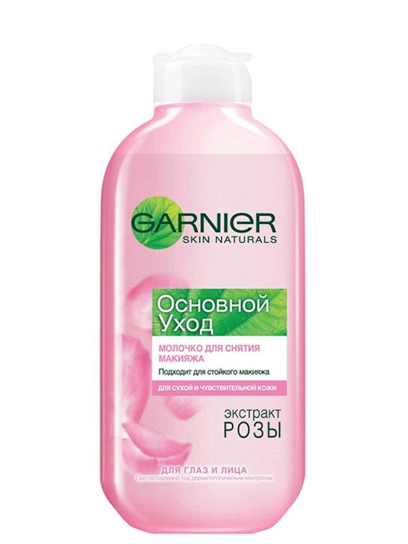 Tonik Garnier Skin Naturals Əsas qulluq, Çəhrayı su, Quru və həssas dəri üçün 200 ml