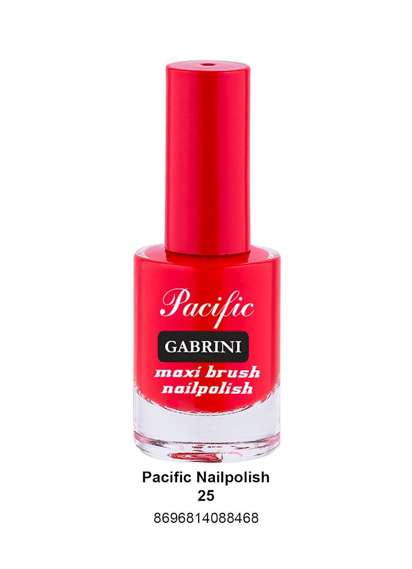 Dırnaq üçün lak Gabrini Pacific №25