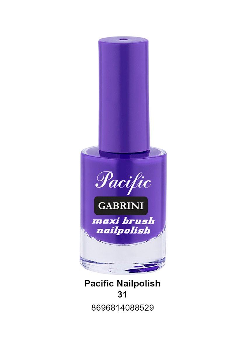 Dırnaq üçün lak Gabrini Pacific №31