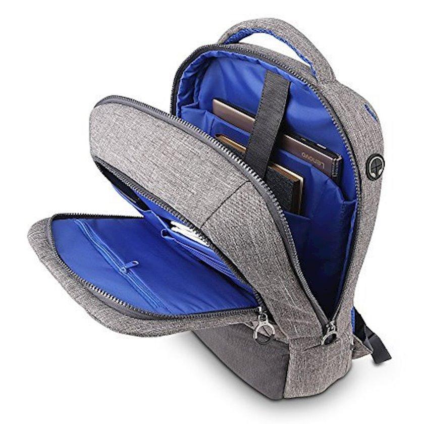 Noutbuk çantası Lenovo BackPack Lenovo On-Trend by NAVA Grey