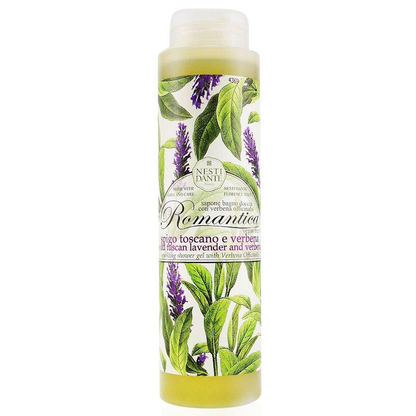 Gel duş üçün Nesti Dante Romantica Lavender & Verbena 300 ml
