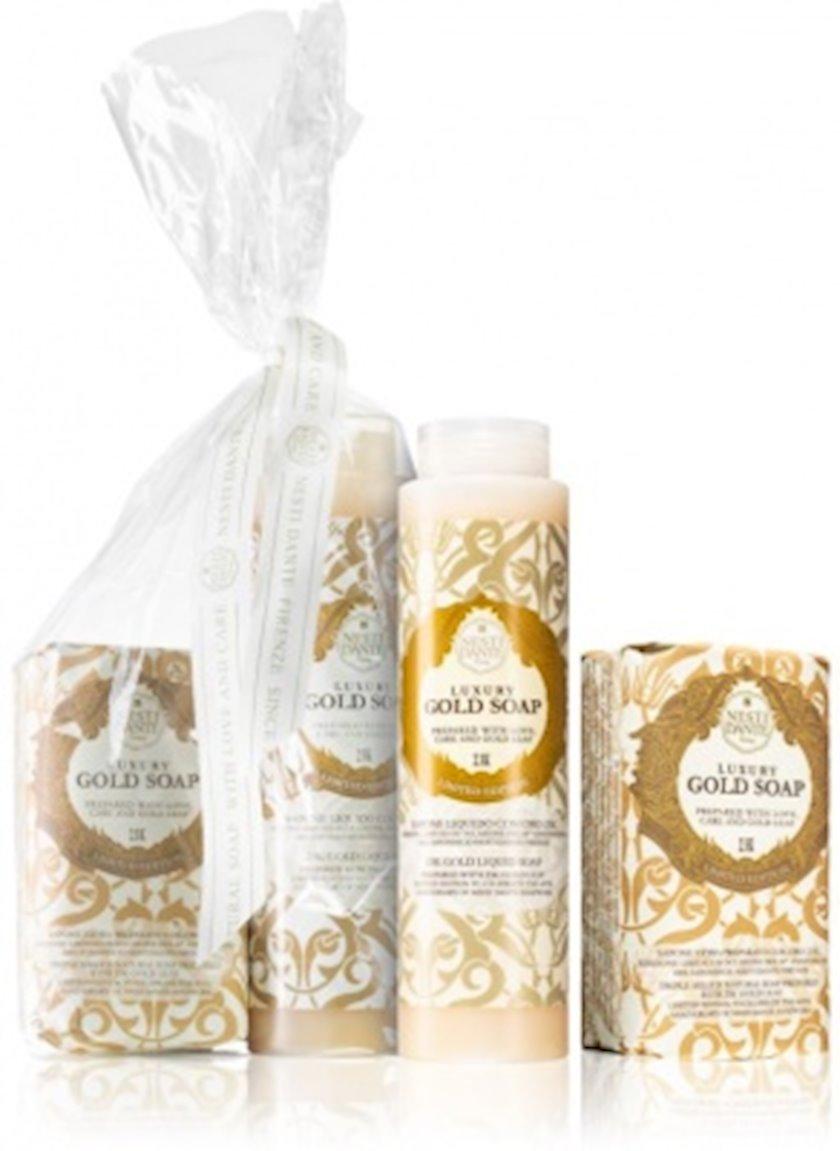 Hədiyyə dəsti Nesti Dante Luxury Gold Gift Sachet