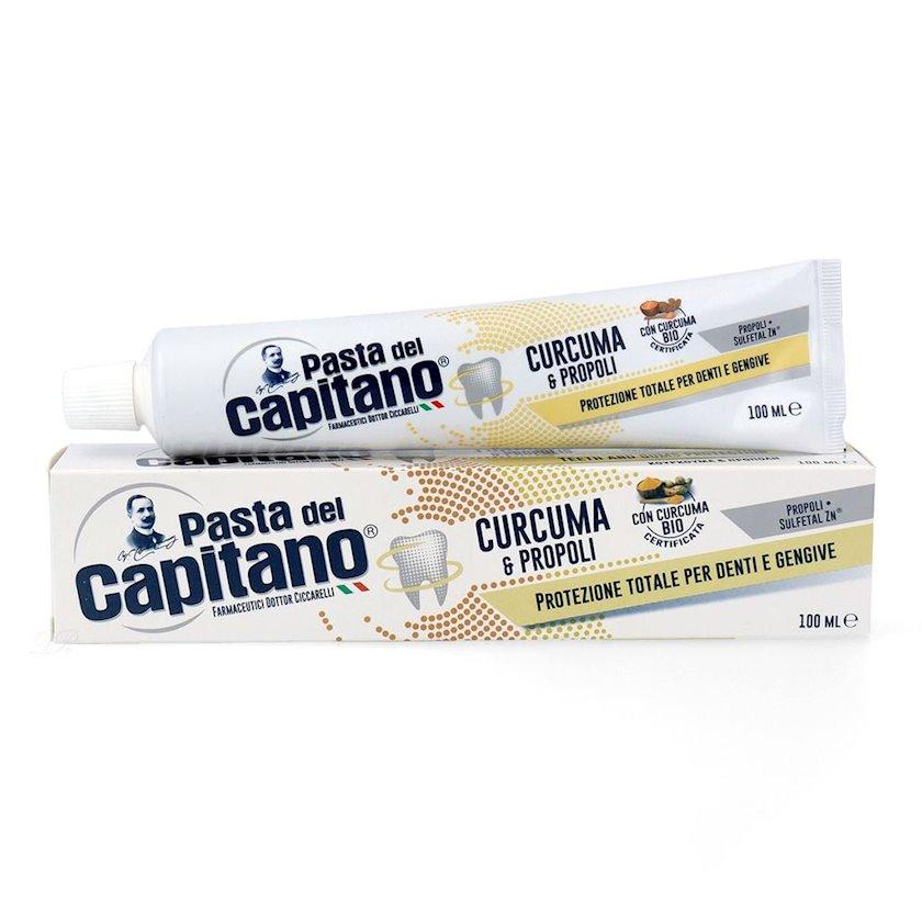 Diş pastası Pasta Del Capitano Curcuma&Propoli
