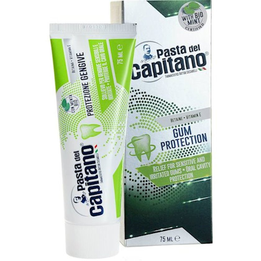 Diş pastası Pasta Del Capitano Gum Protection