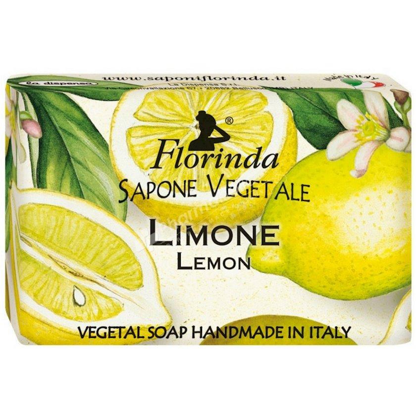 Bərk sabun Florinda Fruit's Passion Lemon 100 q