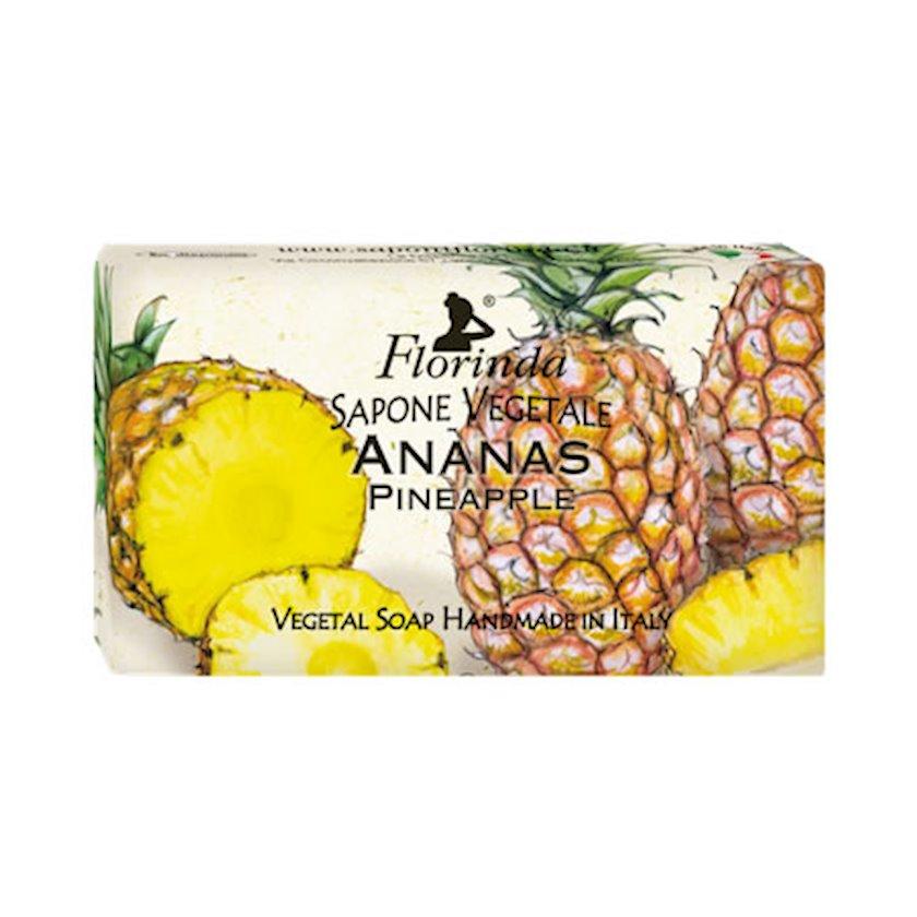 Sabun Florinda Tropical Fruits Pineapple Vegetal Soap 100 q