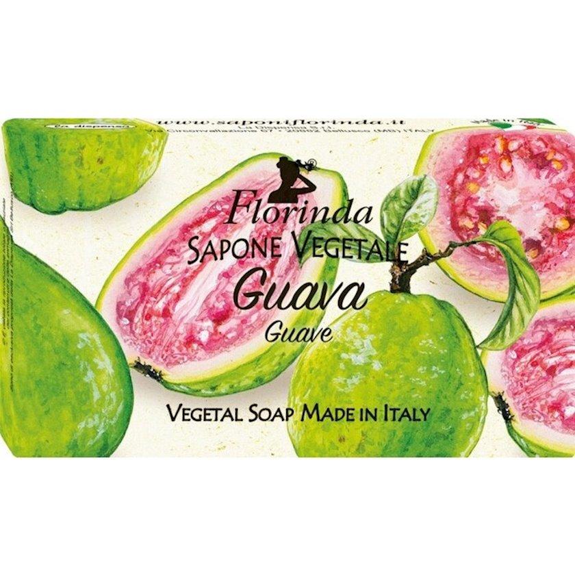 Sabun Florinda Tropical Fruits Guava Vegetal Soap 100 q