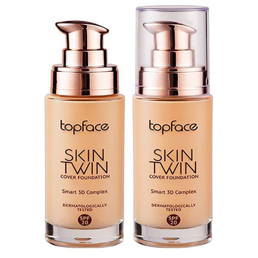 Tonal krem Topface Tonal Skin Twin PT464-005 32 ml