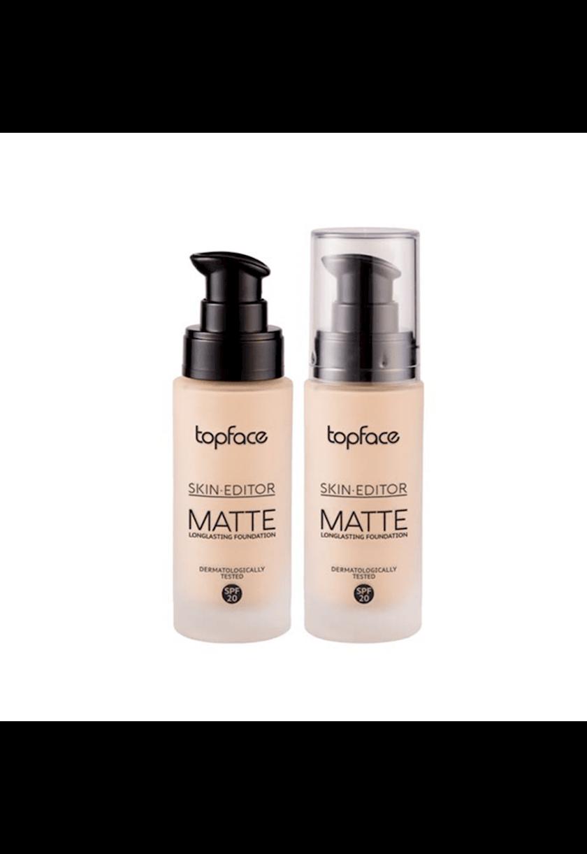 Tonal krem Topface Tonal Matte Skin Editor PT464-002 32 ml