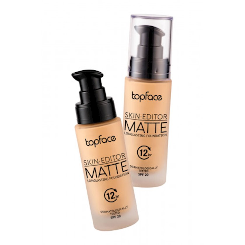 Tonal krem Topface Tonal Matte Skin Editor PT464-005 32 ml