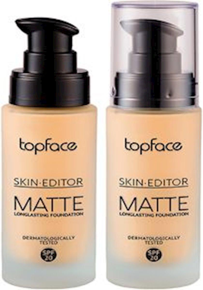 Tonal krem Topface Tonal Matte Skin Editor PT464-007 32 ml