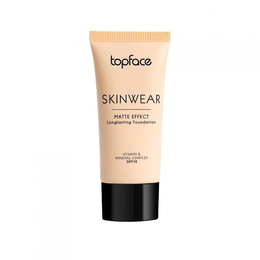 Tonal krem Topface Tonal Matte Skin Wear PT468-001 30 ml