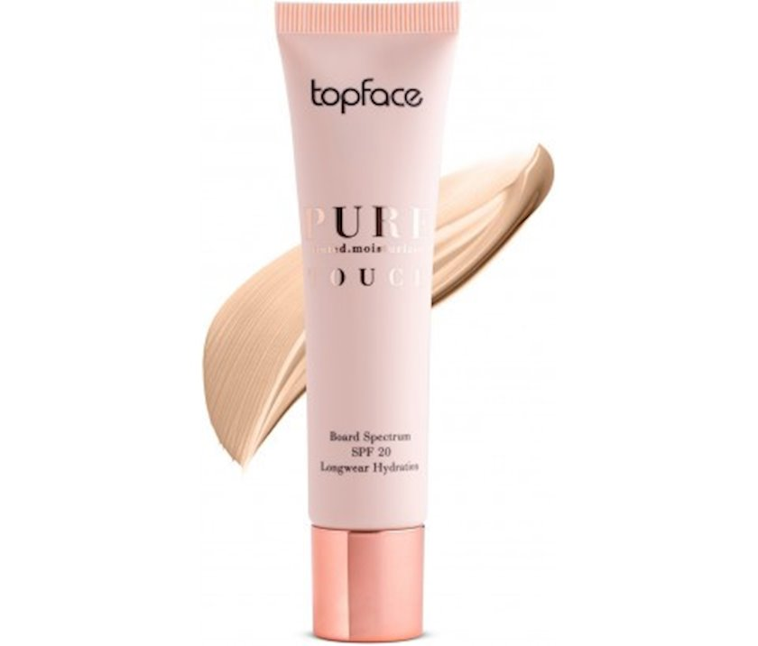 Tonal krem Topface Tonal Pure Touch PT566-003 30 ml