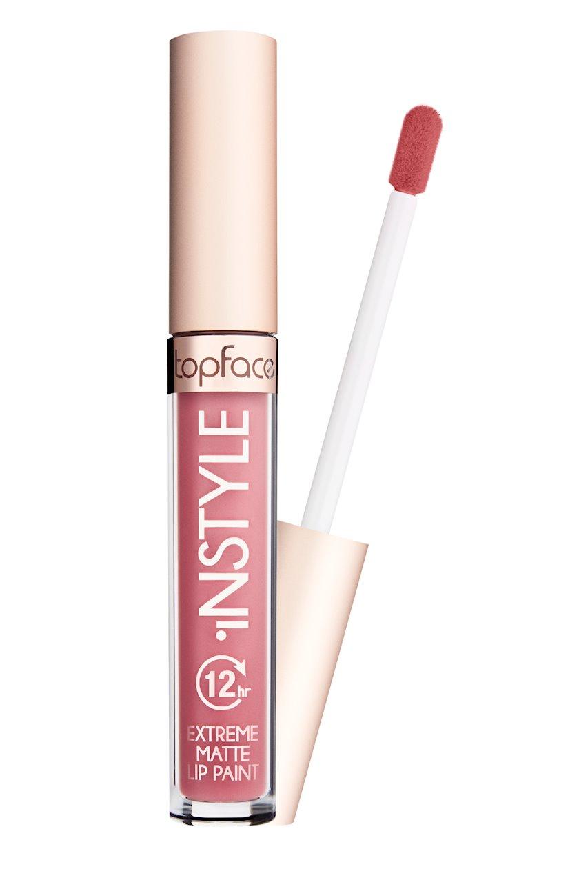 Maye dodaq pomadası Topface Instyle Extreme Matte Lip Paint PT206 002 3.5 ml