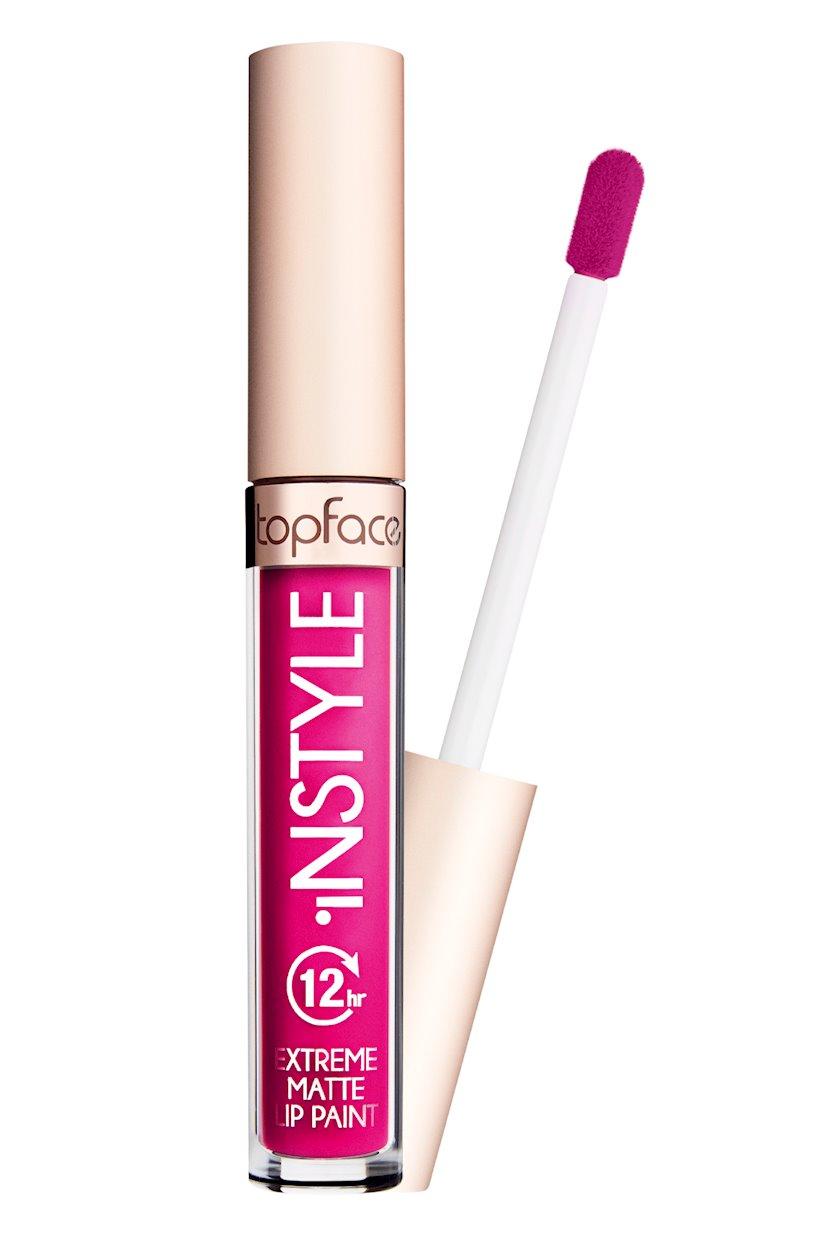 Maye dodaq pomadası Topface Instyle Extreme Matte Lip Paint PT206 028 3.5 ml