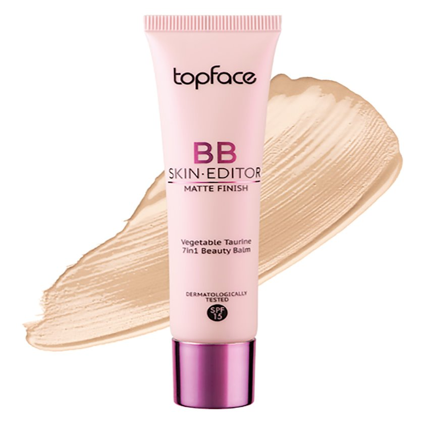 Tonal krem Topface BB Skin Editor Matte Finish SPF15 PT462 004 30 ml