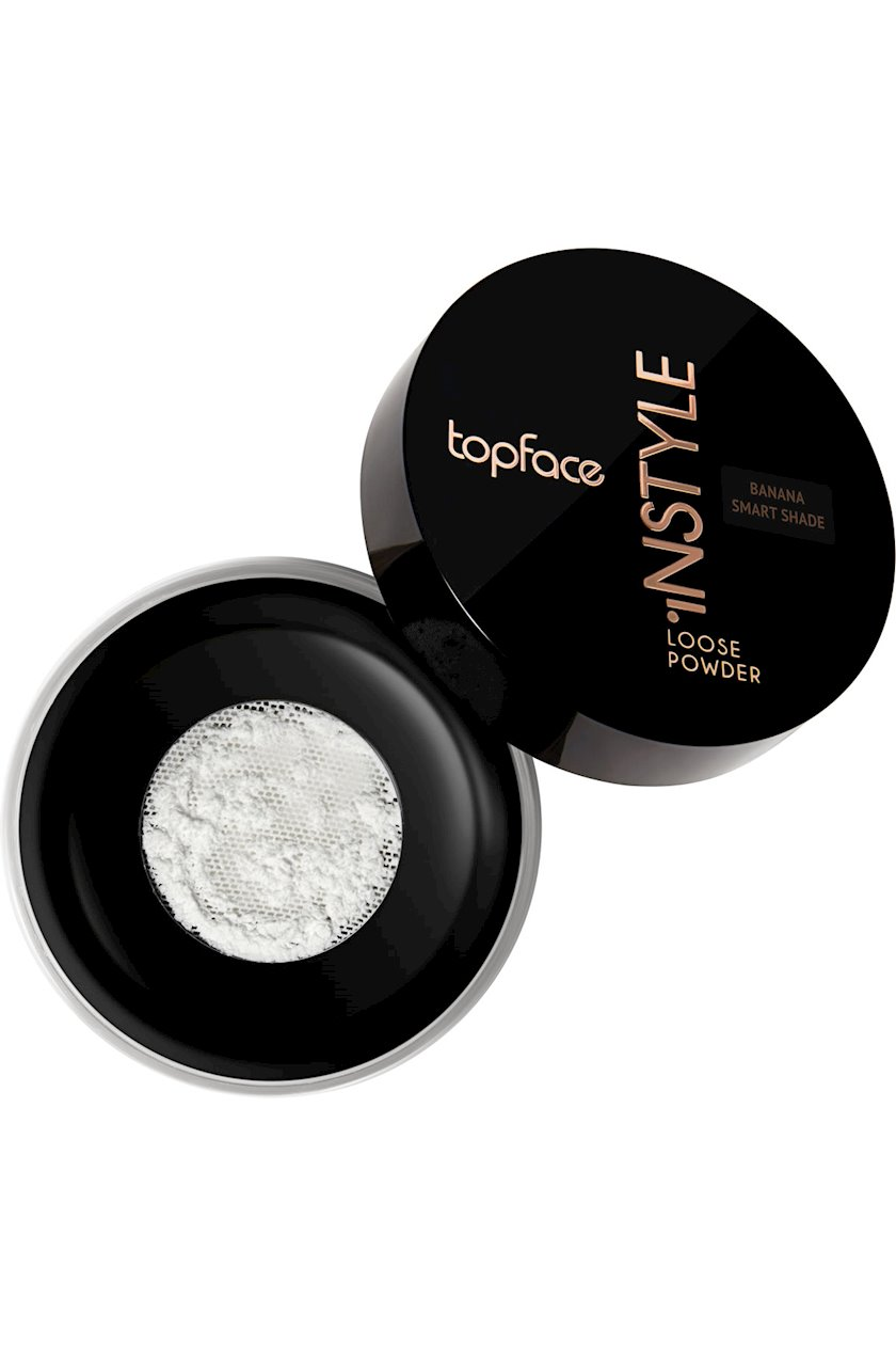 Səpmə kirşan Topface Instyle Loose Powder PT-255-101, 10 q