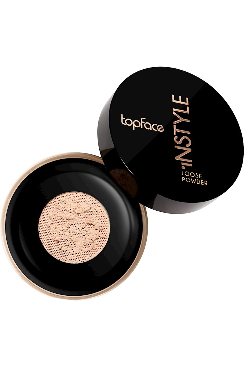 Səpmə kirşan Topface Instyle Loose Powder PT-255-102, 10 q