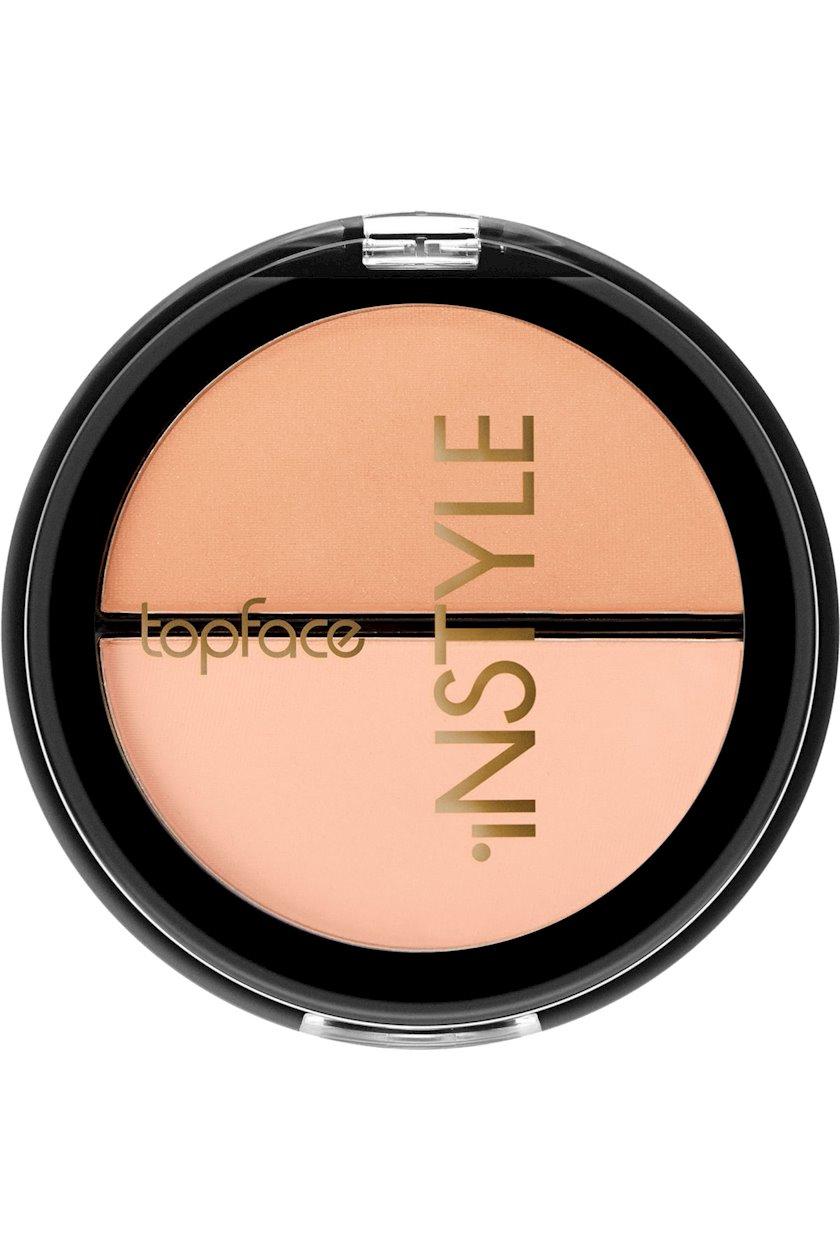 Ənlik Topface Instyle Twin Blush On PT-353-005, 10 q