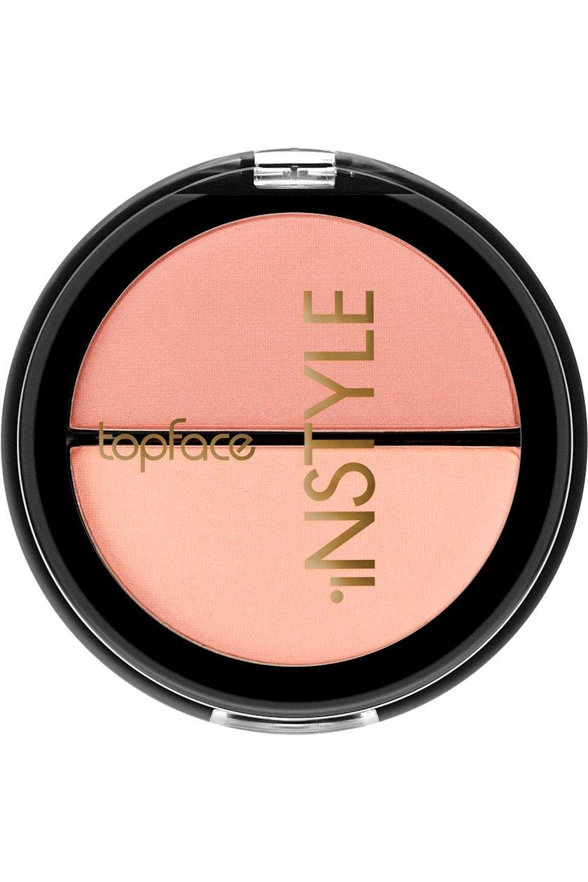 Ənlik Topface Instyle Twin Blush On PT-353-007, 10 q
