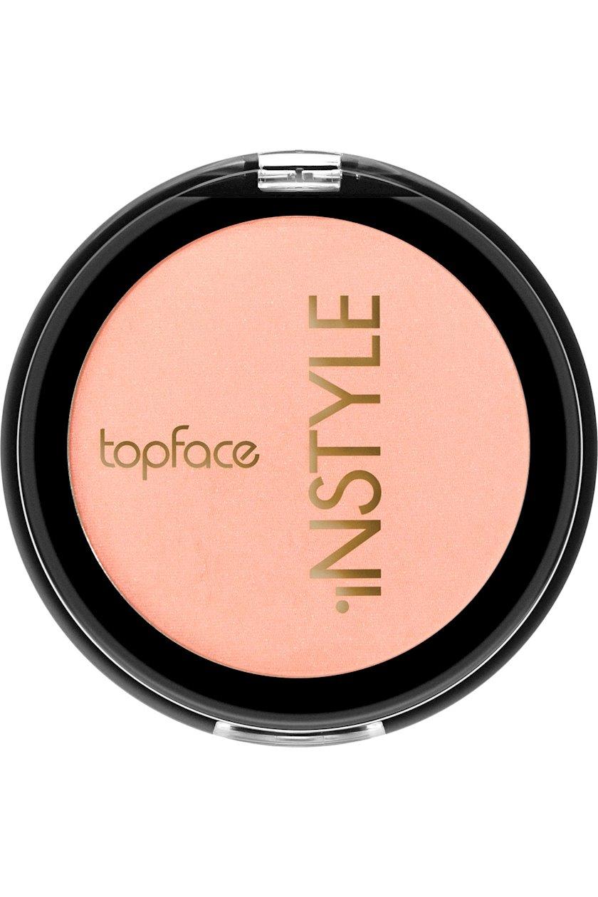 Ənlik Topface Instyle Blush On PT-354-008, 10 q