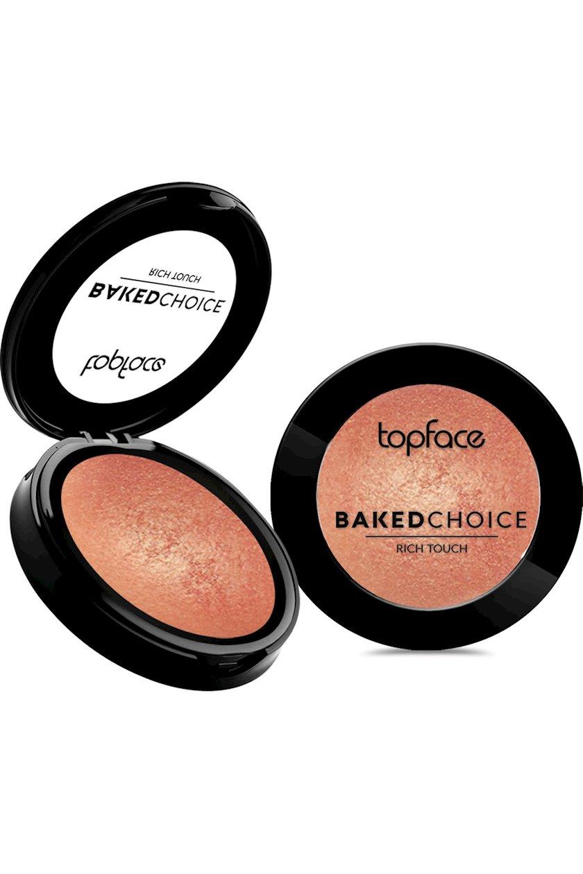 Ənlik Topface Baked Choice Rich Touch Blush On PT-703-004, 5 q