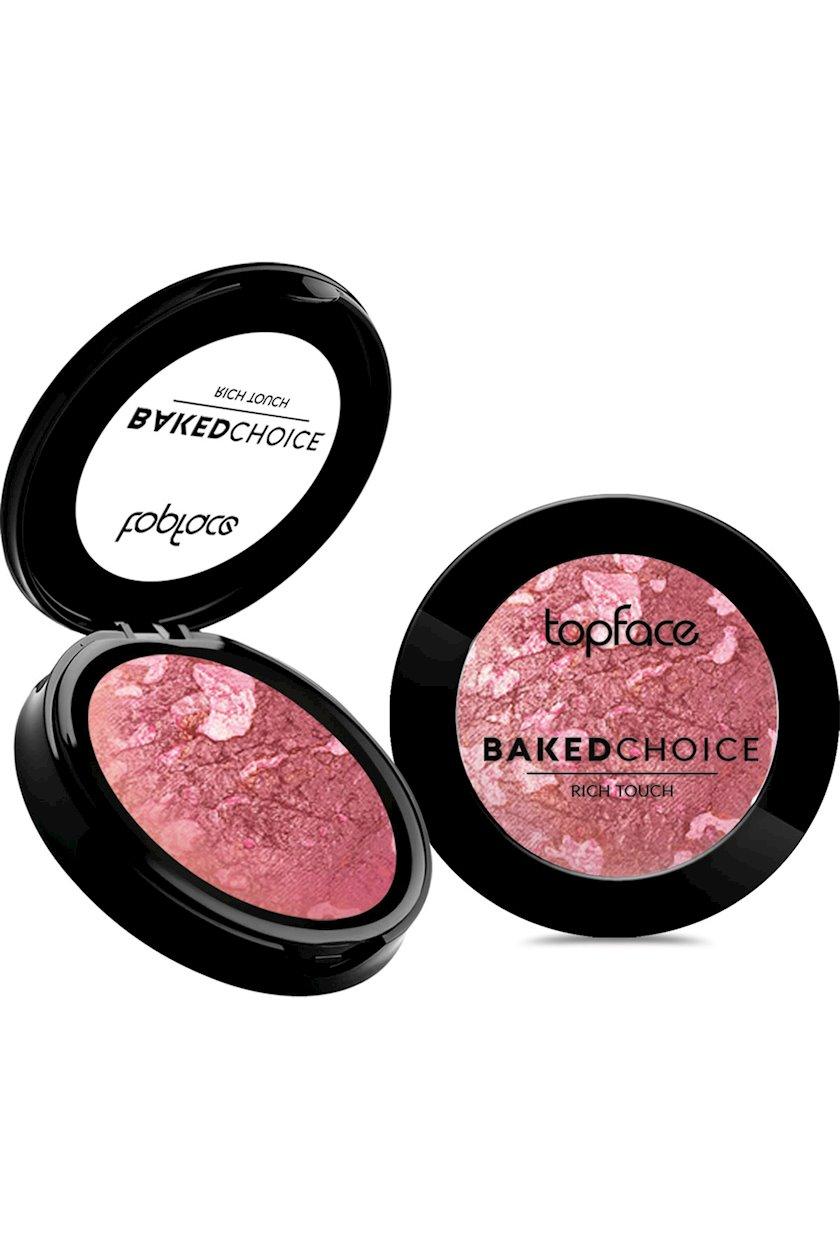 Ənlik Topface Baked Choice Rich Touch Blush On PT-703-007, 5 q