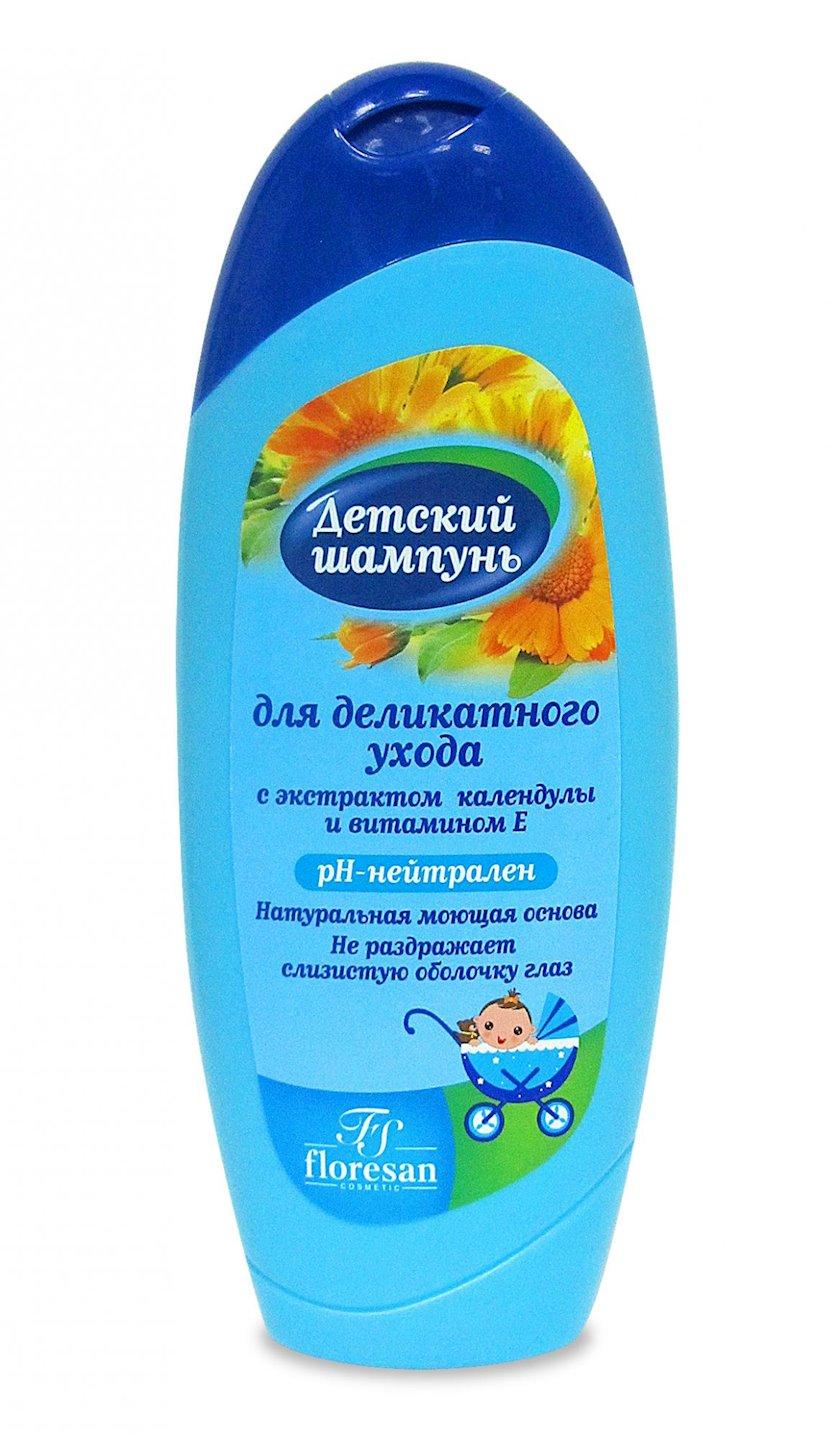 Uşaq üçün şampun Флоресан delikat baxım üçün pH-neytral 300 ml