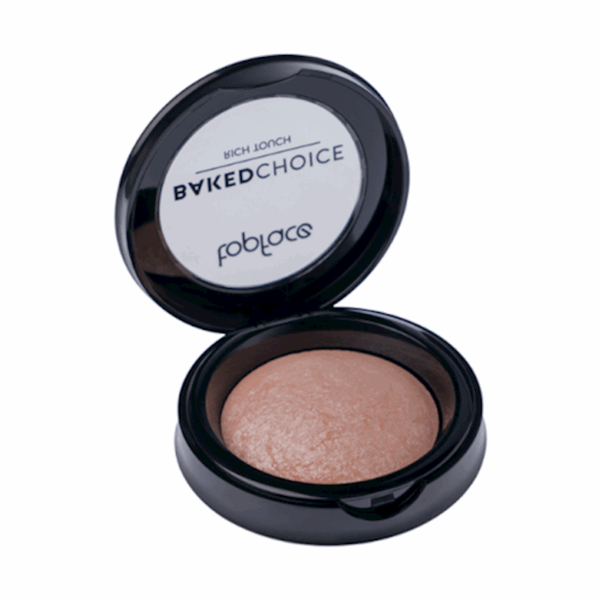Haylayter Topface Baked Choice Rich Touch Highlighter PT702 101 Champagne 6q