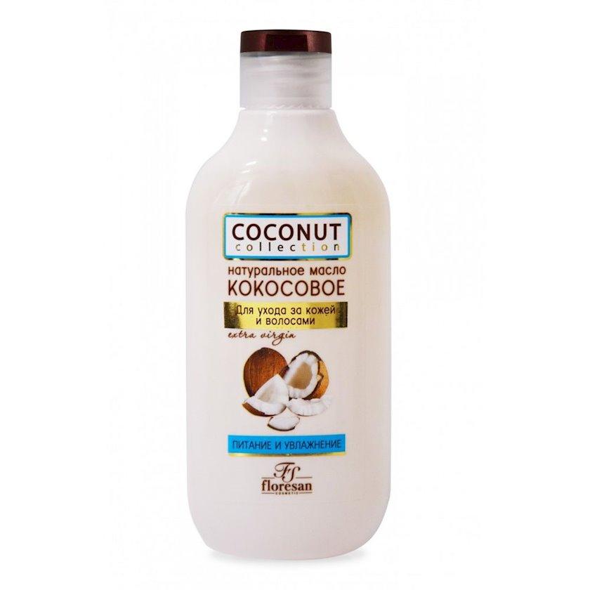 Təbii kokos yağı Флоресан Coconut Collection Qidalanma və Nəmlənmə 300 ml