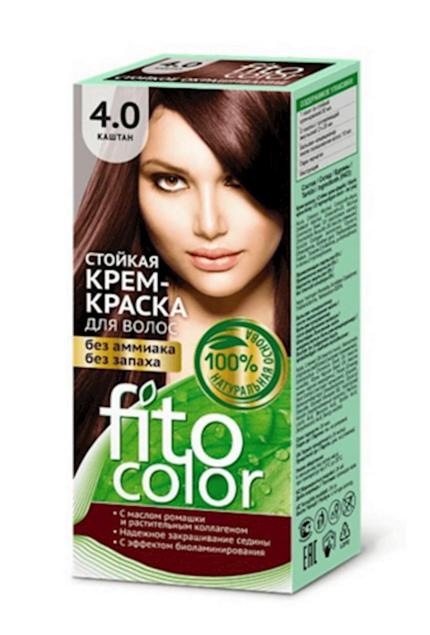 Saç üçün boya kremi Фитокосметик Fitocolor Şabalıd 4.0 115 ml