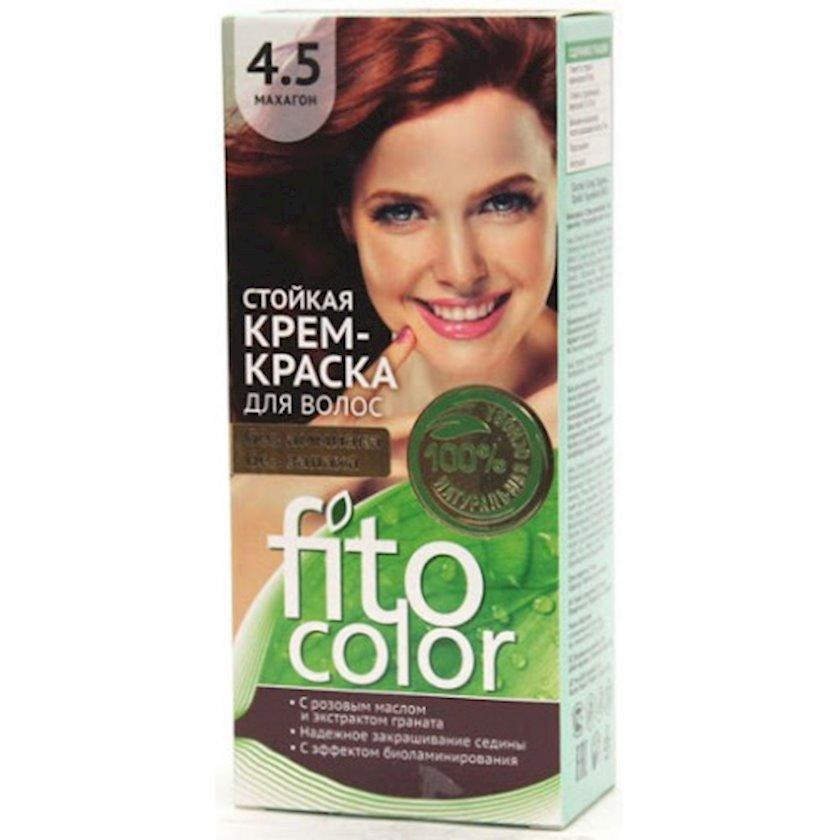Saç üçün boya kremi Фитокосметик Fitocolor Maxaqon 4.5 115 ml
