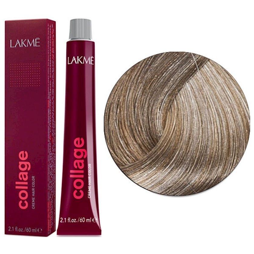 Saçlar üçün krem-boya Lakme Collage 9/22 Very Light Blonde 60 ml