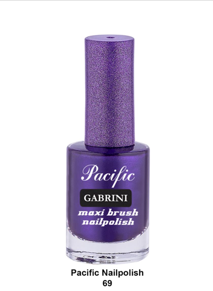 Dırnaq boyası Gabrini Pacific №69