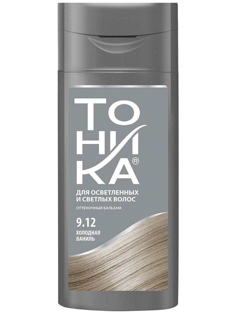 Çalar dəyişdirən balzam Тоника 9.12 Soyuq vanil 150 ml