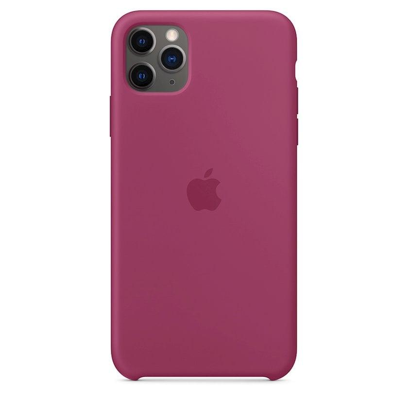 Çexol Apple iPhone 11 Pro Max üçün  Pomegranate
